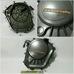 11 16 KTM DUKE 125 4t carter frizione-CA8-3386.8A-KTM