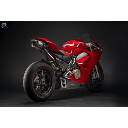 ⚙️complete exhaust Racing 4 USCITE DUCATI PANIGALE V4