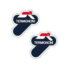 Thermal adhesive STICKER 7,5x7,5-ADE7METAL-Termignoni