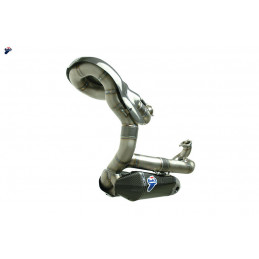 Collector exhaust DUCATI PANIGALE 959/1199/1299