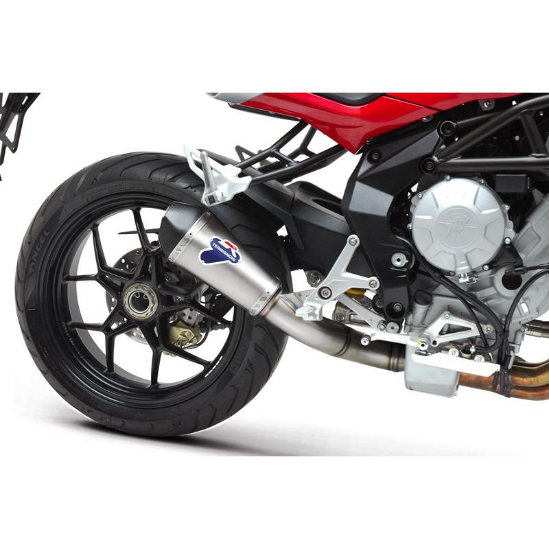 MV Agusta Brutale 675 Adesivi Cerchi Kit ruote modello racing con logo