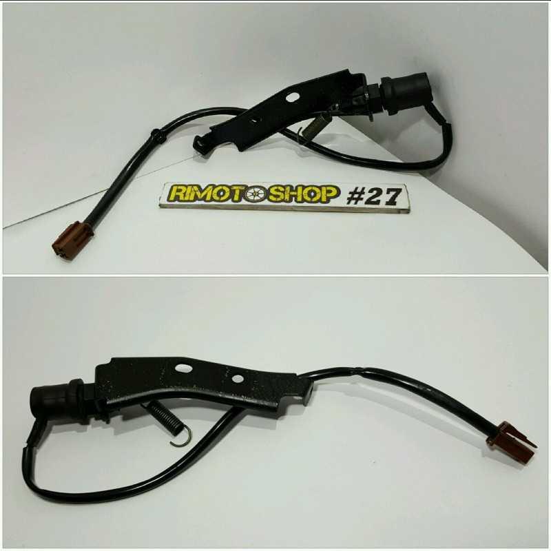 04 07 YAMAHA FZ6 sensore freno posteriore-SE6-4590.3N-Yamaha