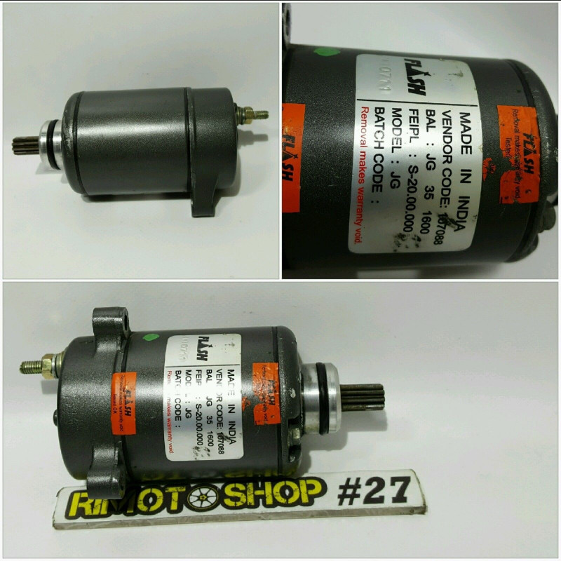 11 16 KTM DUKE 125 4t motorino avviamento-MO8-2699.7K-KTM