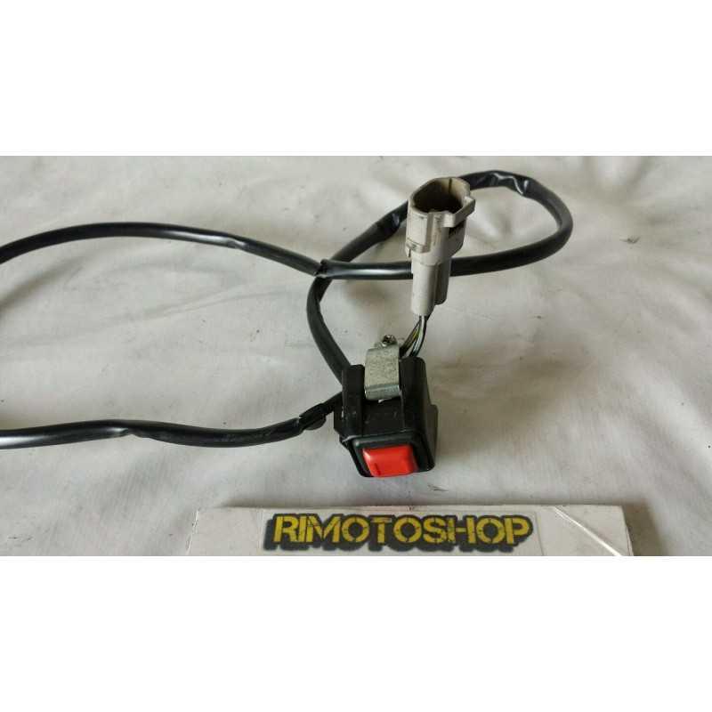 Suzuki rmz 250 07 09 pulsante spegnimento button