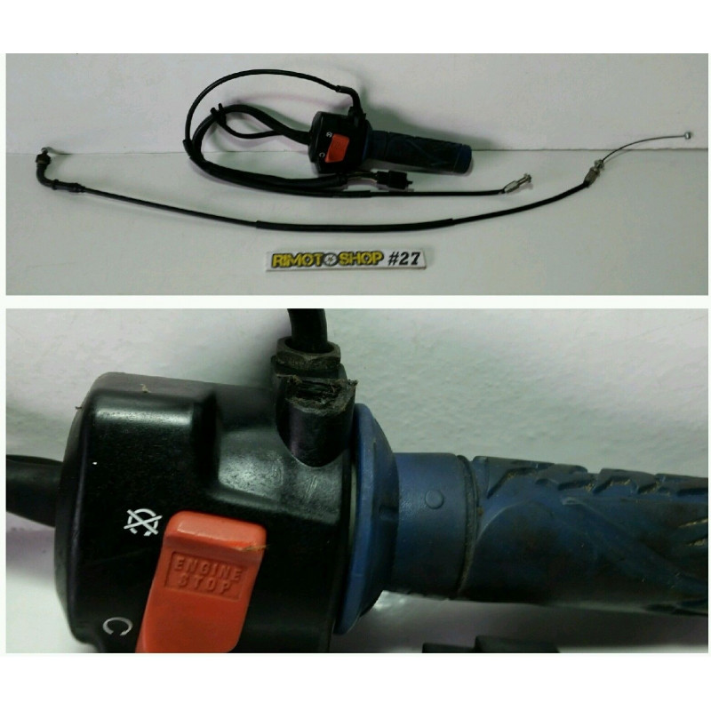 COMMUTATORE HONDA CBR 600 RR 05 06 SWITCH-CO8-2824.3S-Honda