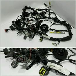 07 09 KAWASAKI Z1000 impianto elettrico electrical system