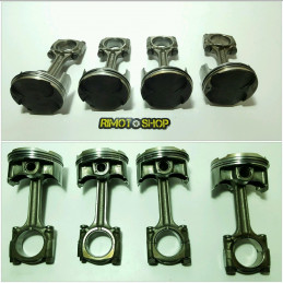 2004 2005 kawasaki zx10r pistons and connecting rods