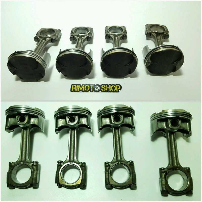04 05 kawasaki zx10r pistoni & bielle-AL1-3738.8Q-Kawasaki