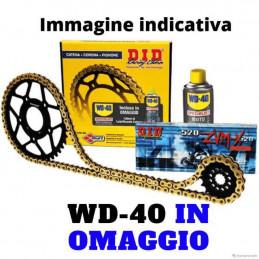 Kit Corona Pignone Catena 428HD YAMAHA 125 XT X Supermotard 05-07