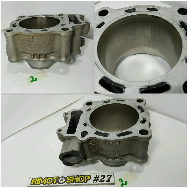 04 09 HONDA CRF250R cilindro originale-CI8-5016.2K-Honda