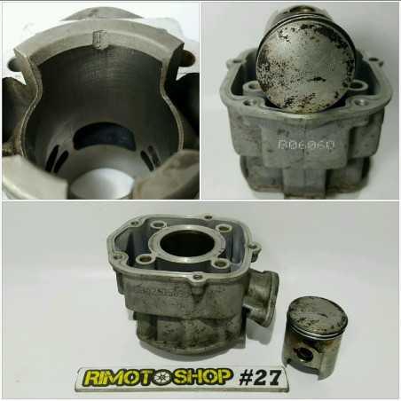 06 10 APRILIA RS50 DB50B cilindro & pistone