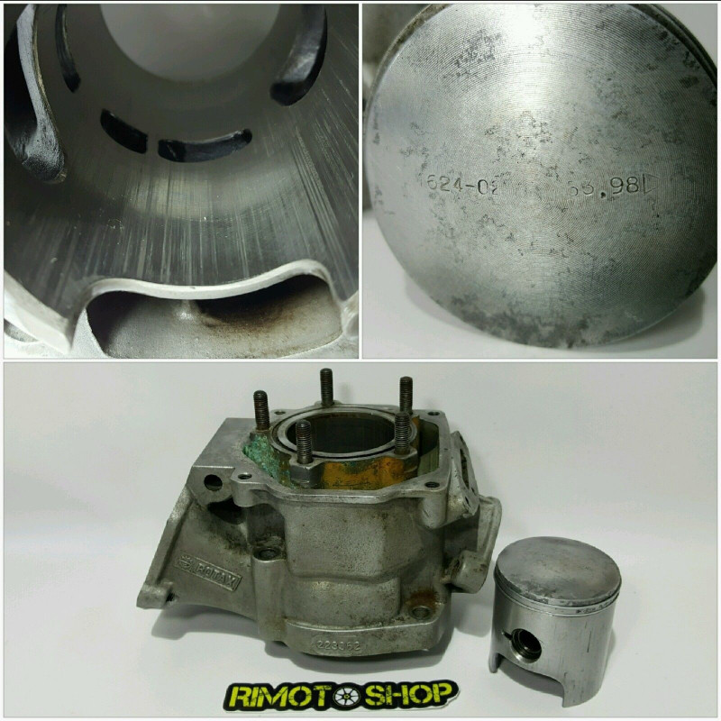 AF1 futura RX125 ROTAX 123 cilindro & pistone gilardoni piston and cylinder