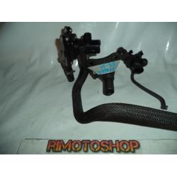 2006 2011 Yamaha xt660r xt660x Oil Sensor + Support