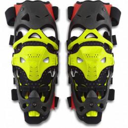 Pair of knee guard morpho fit