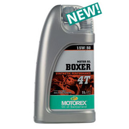 Motorex 15w50 4tempi boxer à l'huile--MTX-B-Motorex oil