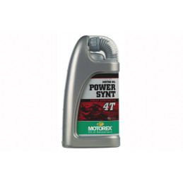 Motorex oil Power Synt 4 strokes synthetic 1