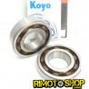 APRILIA RS 125 1996-2010 crankshaft main bearings Koyo c3
