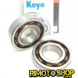 APRILIA RX 125 96-09 crankshaft main bearings Koyo