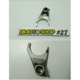 2001 04 SUZUKI RM125 forchetta cambio fork