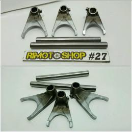 11 16 KAWASAKI ER-6N forchette cambio-AL5-2747.6U-Kawasaki