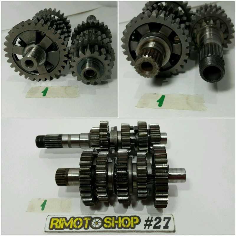 04 09 HONDA CRF250R cambio marce-AL2-4332.4S-Honda