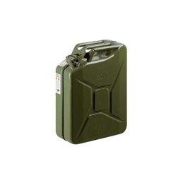 tanica in metallo omologata per carburanti Riolo 20 litri colore verde