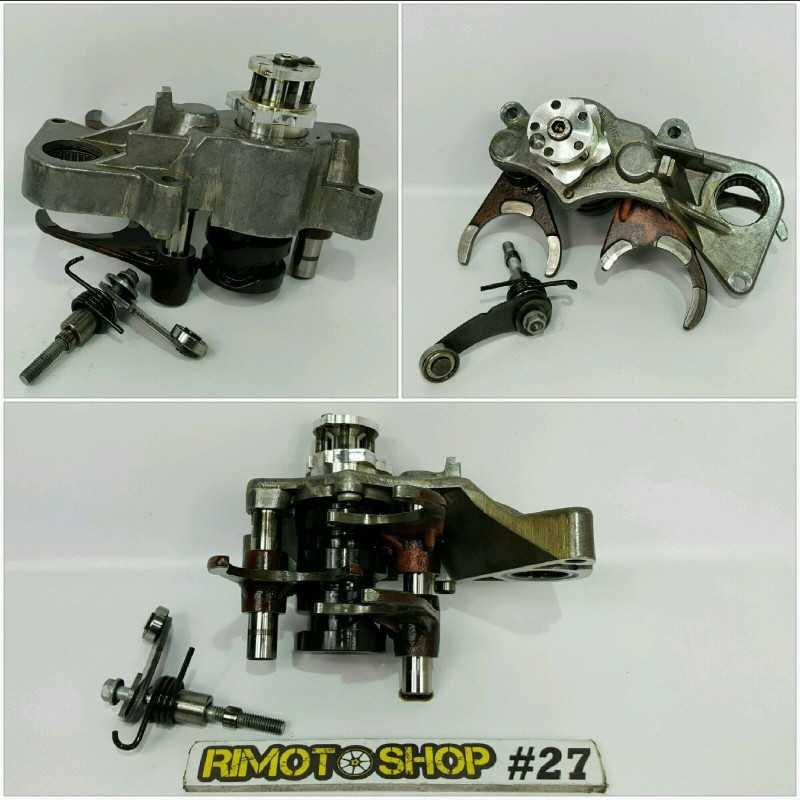 1998 03 KTM LC4 640 selettore forchette cambio-AL3-4676.8S-KTM