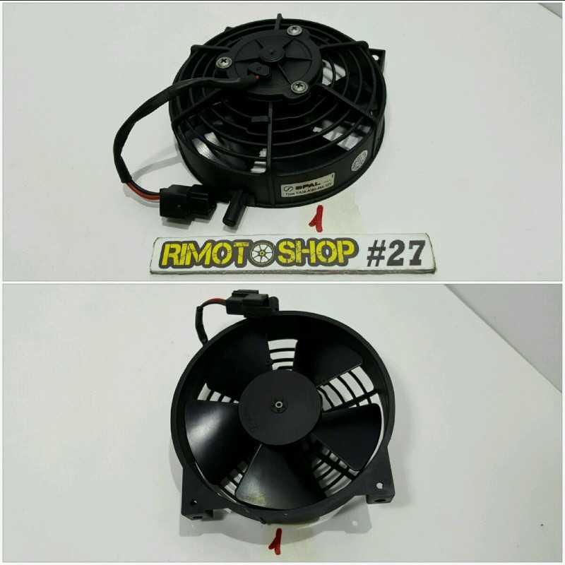 99 03 APRILIA RSV TUONO 1000 ventola radiatore