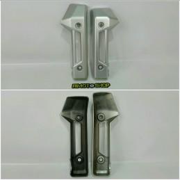 APRILIA MANA 850 plastiche cover radiatore-CA7-5455.9T-Aprilia
