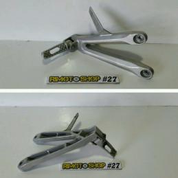 PEDANA PASSEGGERO DX HONDA CBR 600 RR 05 06-PE1-5956.5M-Honda