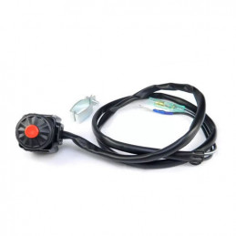 Pulsante spegnimento Kawasaki KX85 02-18-463-00005-Innteck
