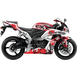 Stiker Graphics Kit HONDA CBR600RR 2009-2012-RR60003-UP DESIGN