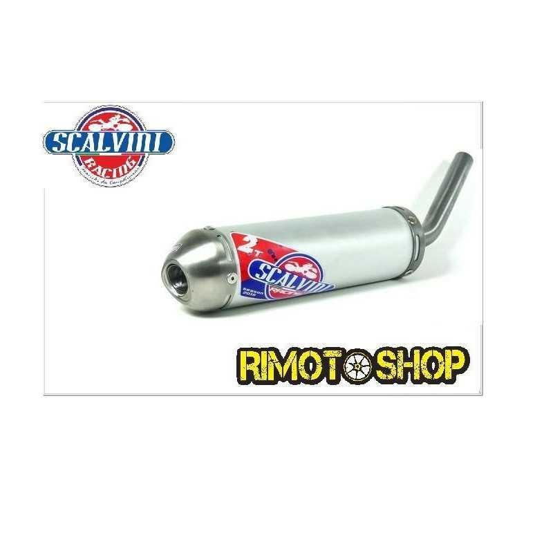 13 16 KTM 85 SX SILENZIATORE Alluminio Acciaio