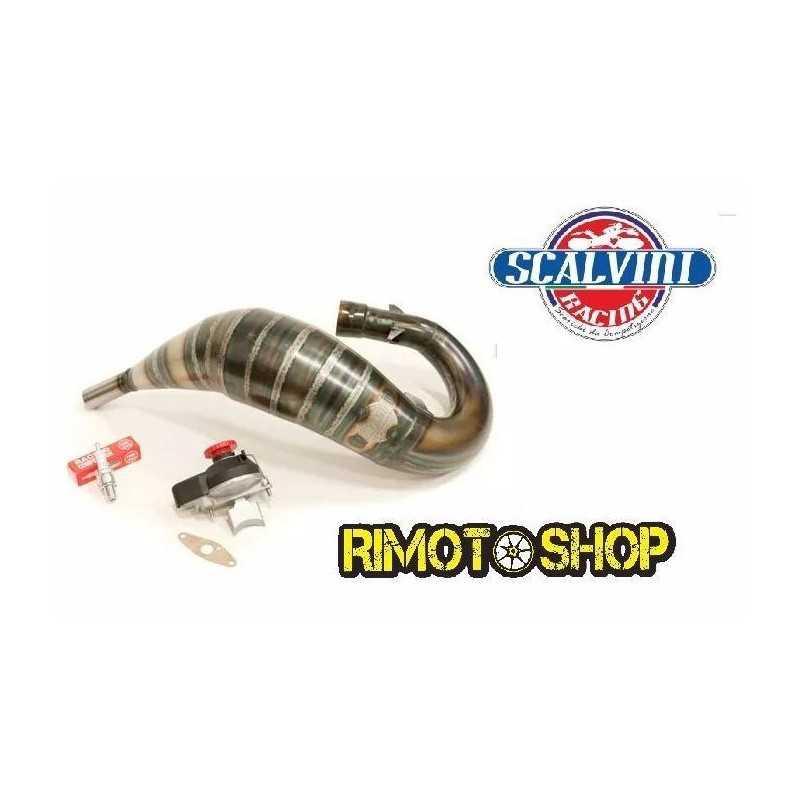 Scarico Scalvini - Kit potenziamento HM125 Rave2 con espanzione-DS03.0001-SCALVINI racing