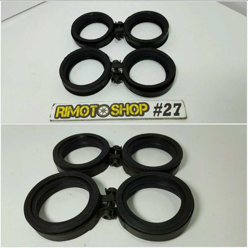 04 05 KAWASAKI ninja ZX10R collettori corpi