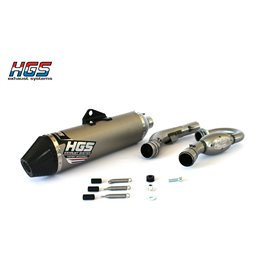 Full exhaust SUZUKI RMZ 450 06-09 Hgs