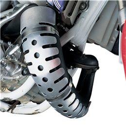 Protezione espansione scarico 2tempi motocross enduro