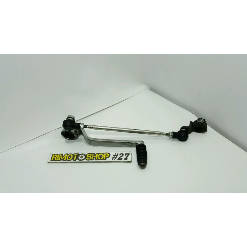 07 09 KAWASAKI Z1000 leva marce & rinvio gear lever &