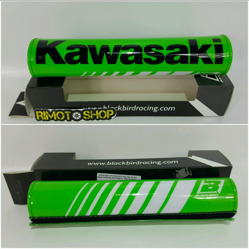 paracolpi protezione manubrio BLACKBIRD KAWASAKI BUMPERS