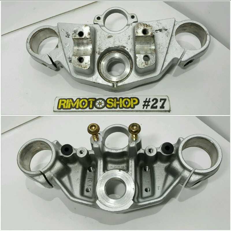 03 05 Honda Hornet600 Piastra Forcella Superiore-PI2-3742.7I-Honda