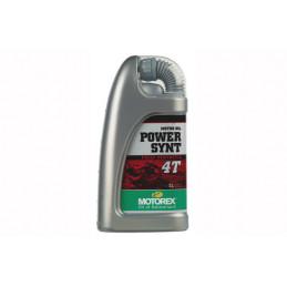Motorex oil Power Cross 4 strokes synthetic 1