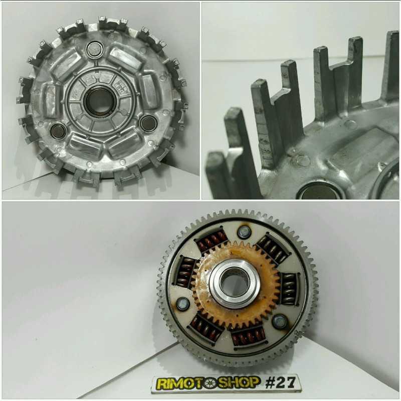 04 11 Yamaha Xt660X Xt660R Campana Frizione-AL3-4780.9D-Yamaha