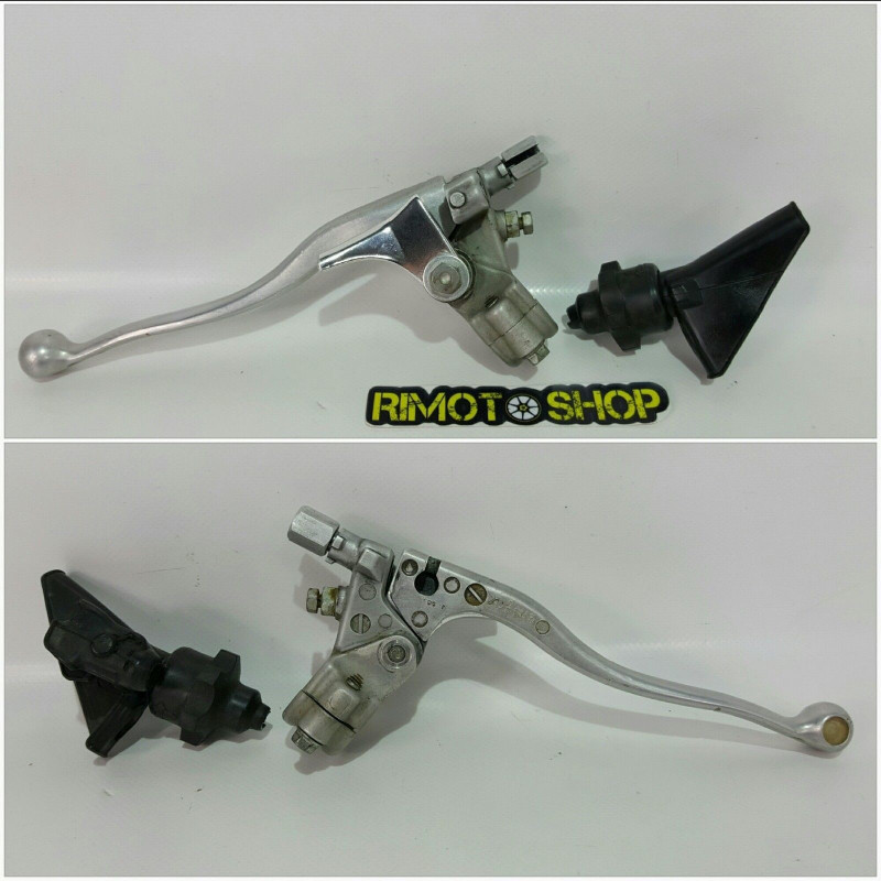 04 09 HONDA CRF250R supporto leva frizione hot start Support