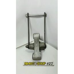 04 06 KAWASAKI Z750 leveraggio ammortizzatore posteriore