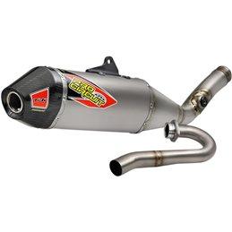 Exhaust Suzuki RM-Z450 18 Ti-6-1820-1809-Pro Circuit