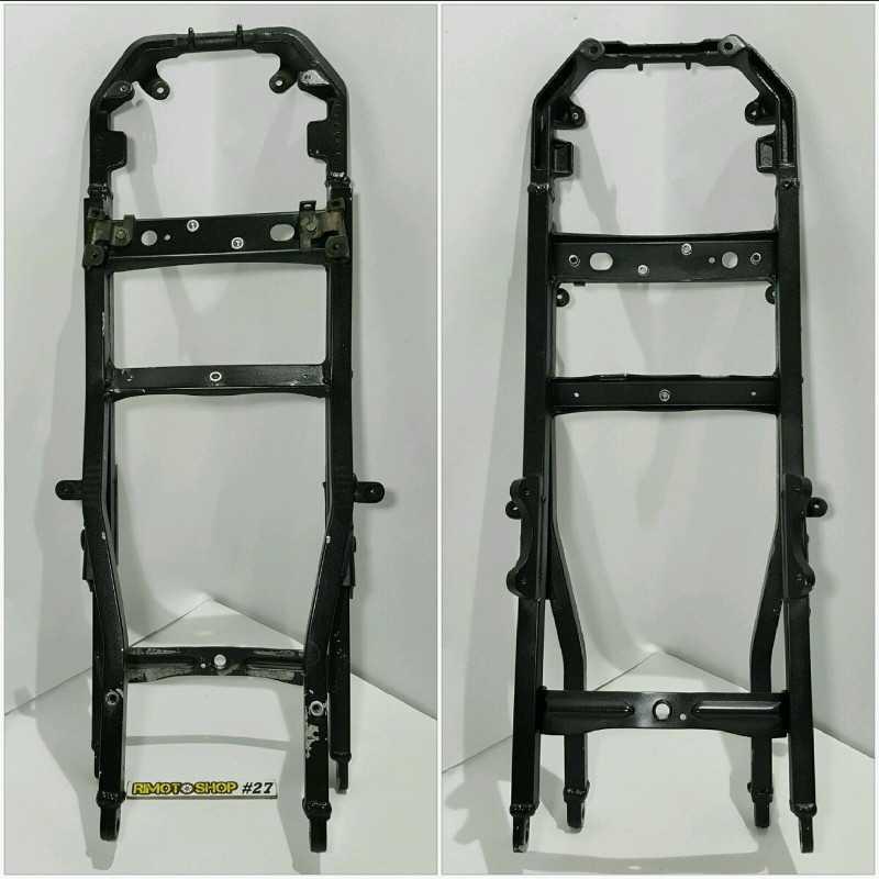 04 05 kawasaki ninja zx10r telaio Telaietto posteriore-TE1-5868.4S-Kawasaki