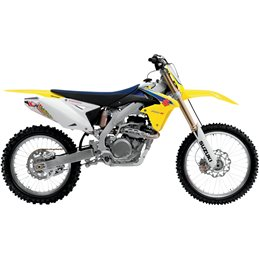 Scarico SUZUKI RM-Z450 08-09 Ti-4R Race-4S09450-TI-4R-Pro