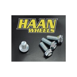 kit brake disc screws post Haan Wheels Honda Cr 125 1992-2001
