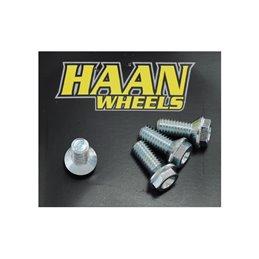 kit brake disc screws Haan Wheels Kawasaki Kx 125 1989-2002
