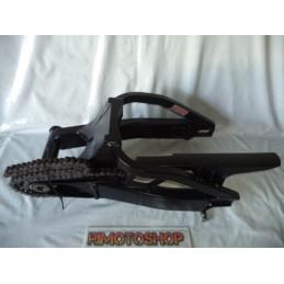 suzuki gsx r 600 / 750 k4 k5 forcellone posteriore /swingarm
